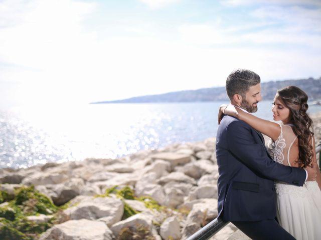 Il matrimonio di Fabio e Fabiana a Napoli, Napoli 34
