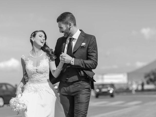 Il matrimonio di Fabio e Fabiana a Napoli, Napoli 35
