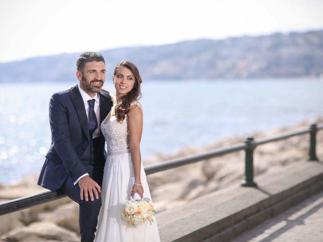 Il matrimonio di Fabio e Fabiana a Napoli, Napoli 36