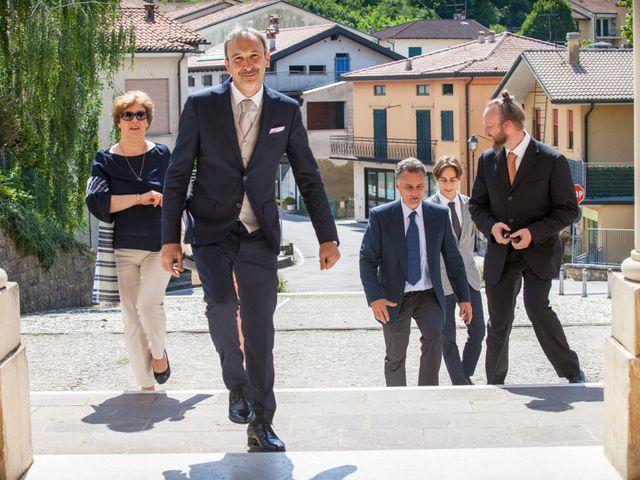 Il matrimonio di Giulio e Chiara a Monteviale, Vicenza 4