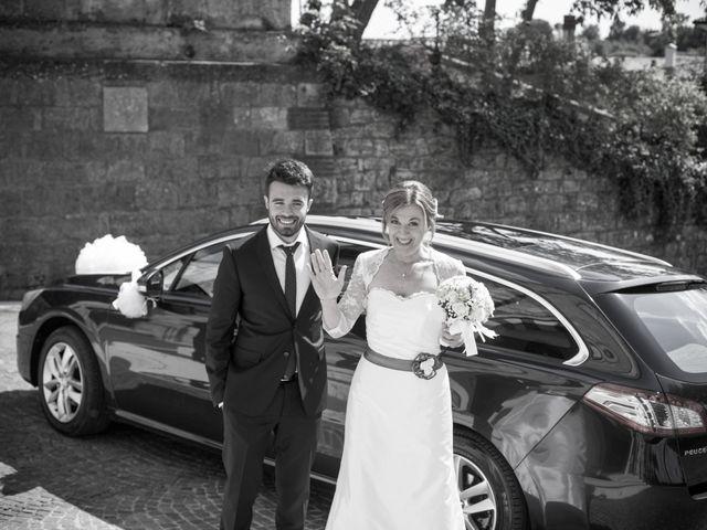 Il matrimonio di Giulio e Chiara a Monteviale, Vicenza 6