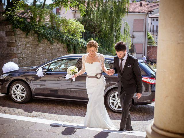 Il matrimonio di Giulio e Chiara a Monteviale, Vicenza 7
