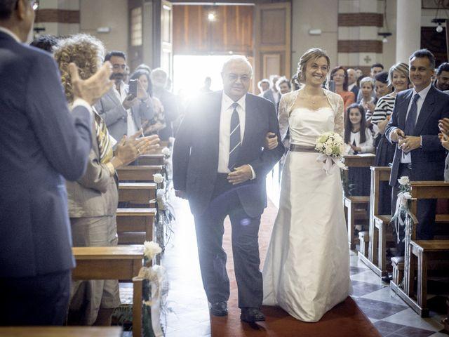 Il matrimonio di Giulio e Chiara a Monteviale, Vicenza 9