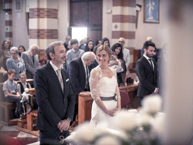 Il matrimonio di Giulio e Chiara a Monteviale, Vicenza 10