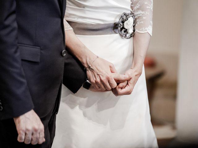 Il matrimonio di Giulio e Chiara a Monteviale, Vicenza 11