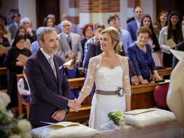 Il matrimonio di Giulio e Chiara a Monteviale, Vicenza 12