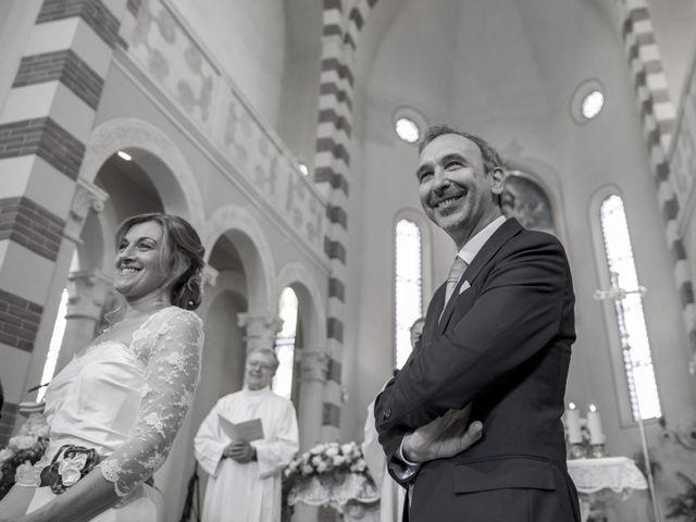 Il matrimonio di Giulio e Chiara a Monteviale, Vicenza 14