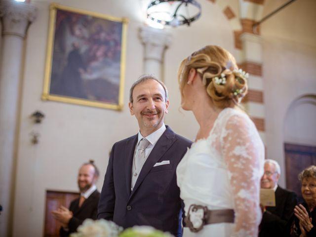 Il matrimonio di Giulio e Chiara a Monteviale, Vicenza 15