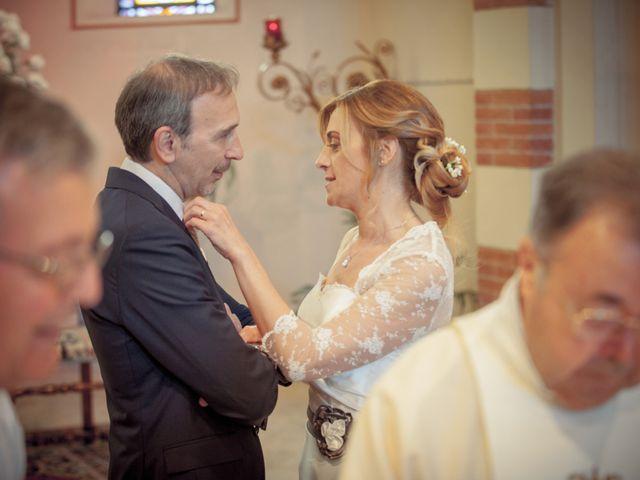 Il matrimonio di Giulio e Chiara a Monteviale, Vicenza 19