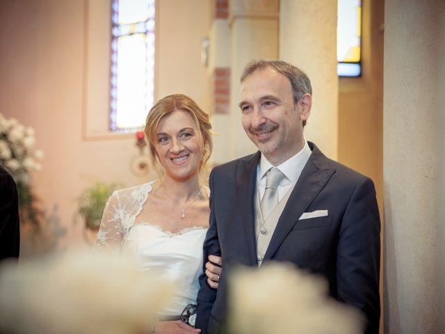 Il matrimonio di Giulio e Chiara a Monteviale, Vicenza 20