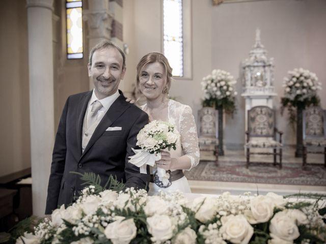 Il matrimonio di Giulio e Chiara a Monteviale, Vicenza 21