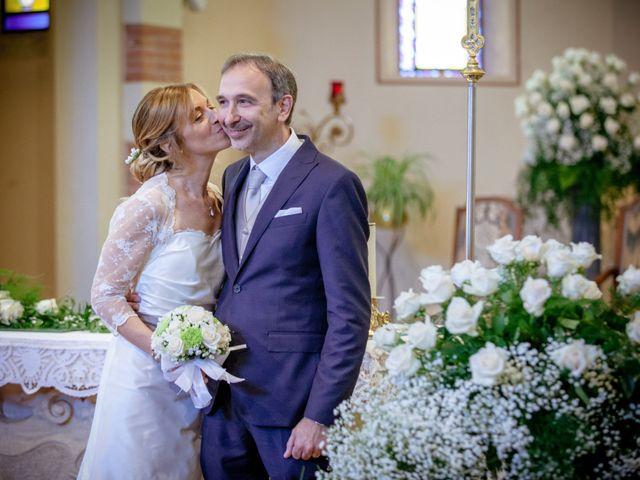 Il matrimonio di Giulio e Chiara a Monteviale, Vicenza 22