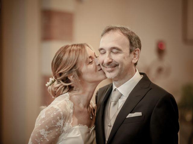 Il matrimonio di Giulio e Chiara a Monteviale, Vicenza 23