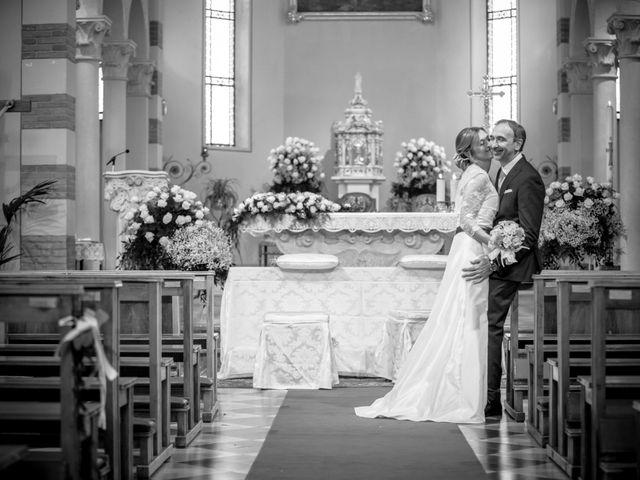 Il matrimonio di Giulio e Chiara a Monteviale, Vicenza 24