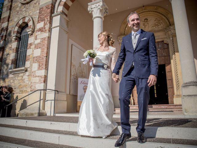 Il matrimonio di Giulio e Chiara a Monteviale, Vicenza 25