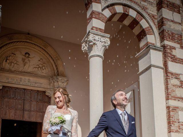 Il matrimonio di Giulio e Chiara a Monteviale, Vicenza 26