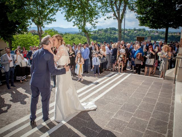 Il matrimonio di Giulio e Chiara a Monteviale, Vicenza 27