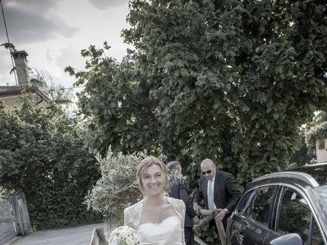 Il matrimonio di Giulio e Chiara a Monteviale, Vicenza 29