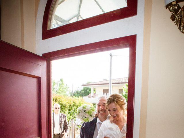 Il matrimonio di Giulio e Chiara a Monteviale, Vicenza 31