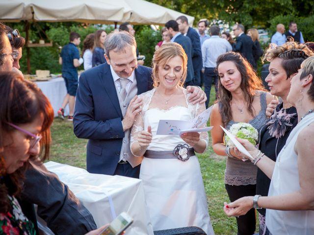 Il matrimonio di Giulio e Chiara a Monteviale, Vicenza 33