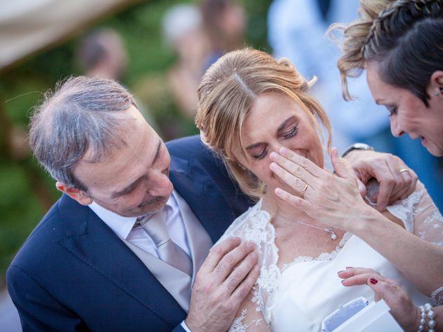 Il matrimonio di Giulio e Chiara a Monteviale, Vicenza 1