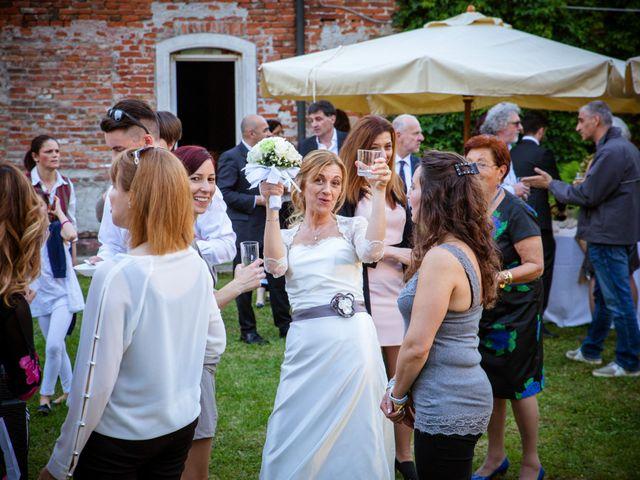 Il matrimonio di Giulio e Chiara a Monteviale, Vicenza 35