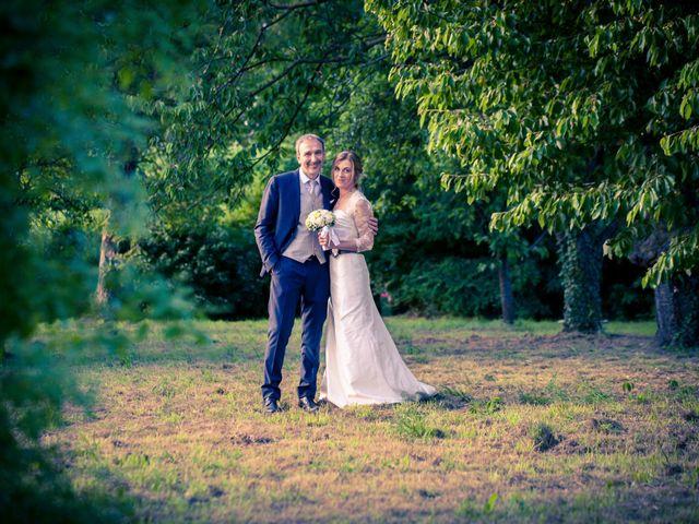 Il matrimonio di Giulio e Chiara a Monteviale, Vicenza 37