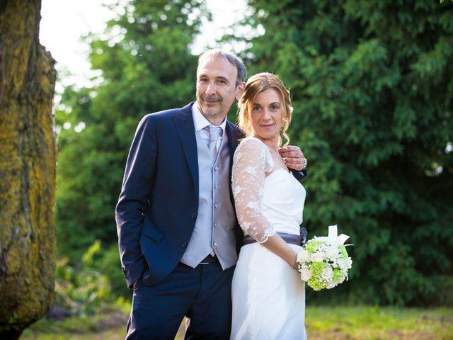 Il matrimonio di Giulio e Chiara a Monteviale, Vicenza 38