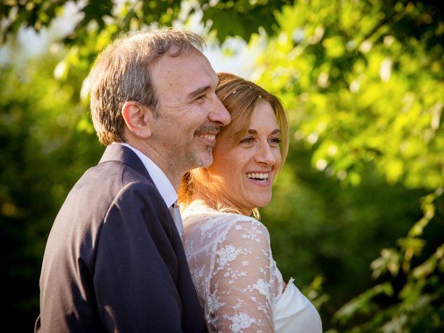 Il matrimonio di Giulio e Chiara a Monteviale, Vicenza 2