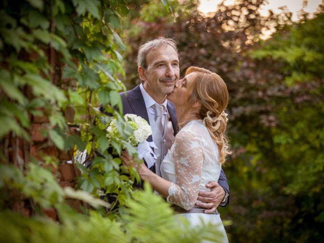 Il matrimonio di Giulio e Chiara a Monteviale, Vicenza 42