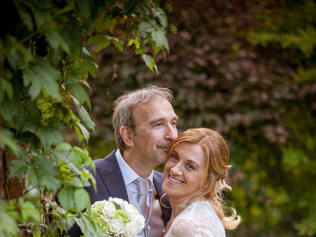 Il matrimonio di Giulio e Chiara a Monteviale, Vicenza 43