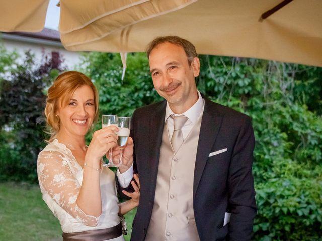 Il matrimonio di Giulio e Chiara a Monteviale, Vicenza 44