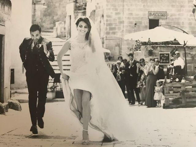 Il matrimonio di Vale e Genny a Matera, Matera 6