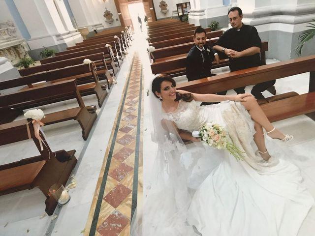 Il matrimonio di Vale e Genny a Matera, Matera 7