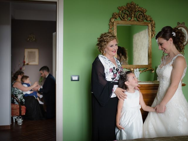 Il matrimonio di Francesco e Michela a Enna, Enna 14