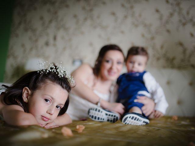 Il matrimonio di Francesco e Michela a Enna, Enna 15