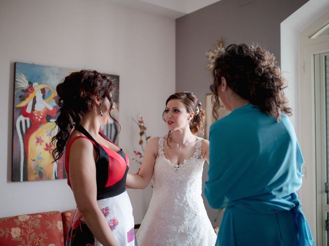 Il matrimonio di Francesco e Michela a Enna, Enna 16