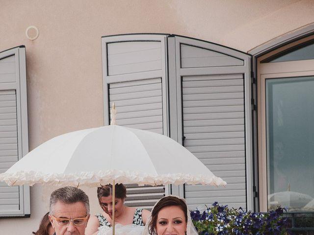 Il matrimonio di Francesco e Michela a Enna, Enna 18