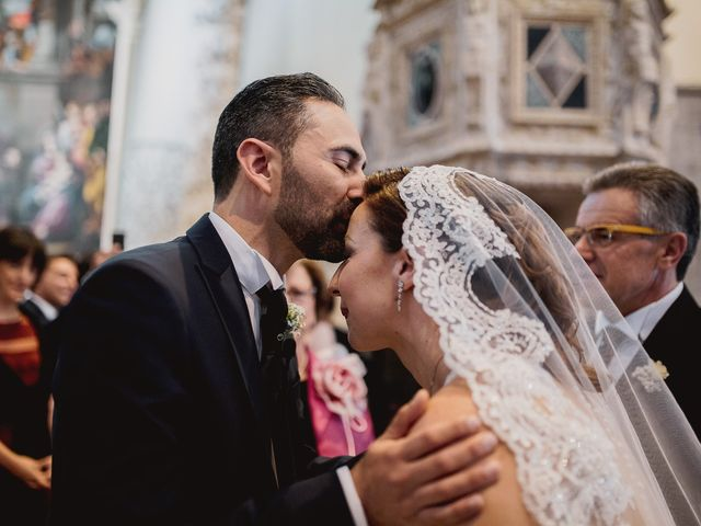 Il matrimonio di Francesco e Michela a Enna, Enna 23