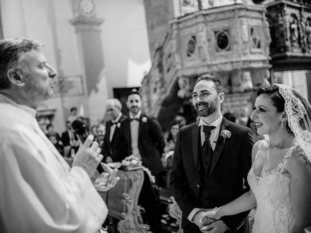 Il matrimonio di Francesco e Michela a Enna, Enna 26