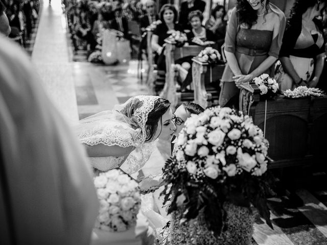 Il matrimonio di Francesco e Michela a Enna, Enna 27