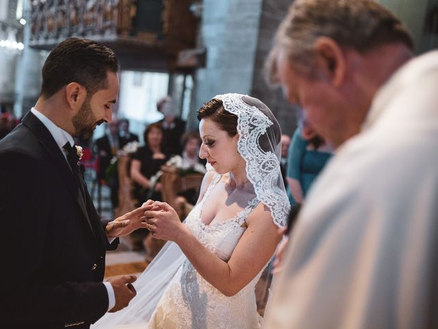 Il matrimonio di Francesco e Michela a Enna, Enna 29