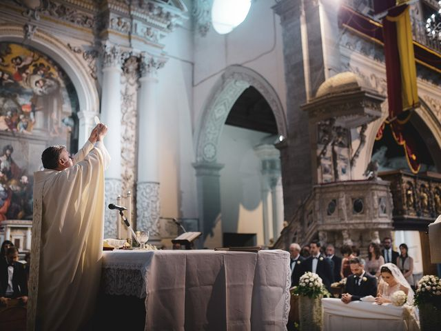 Il matrimonio di Francesco e Michela a Enna, Enna 31