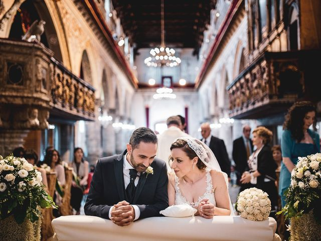 Il matrimonio di Francesco e Michela a Enna, Enna 33