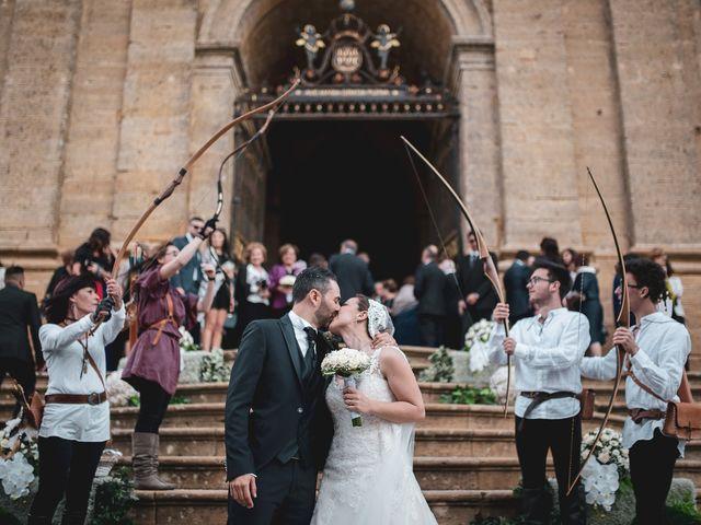 Il matrimonio di Francesco e Michela a Enna, Enna 34