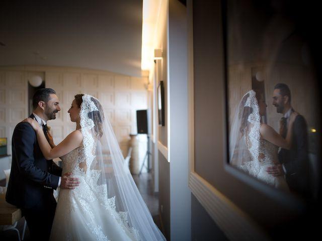 Il matrimonio di Francesco e Michela a Enna, Enna 35
