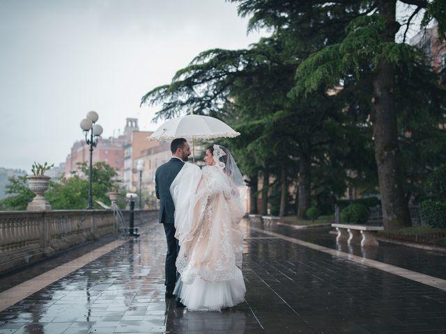 Il matrimonio di Francesco e Michela a Enna, Enna 37
