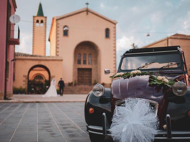 Il matrimonio di Francesco e Michela a Enna, Enna 40