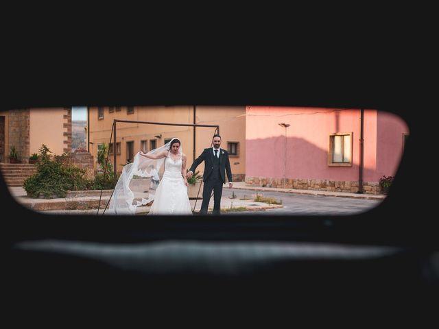Il matrimonio di Francesco e Michela a Enna, Enna 41