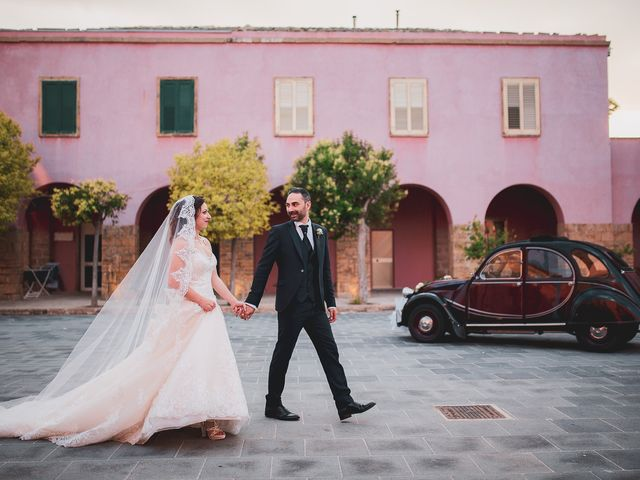 Il matrimonio di Francesco e Michela a Enna, Enna 42